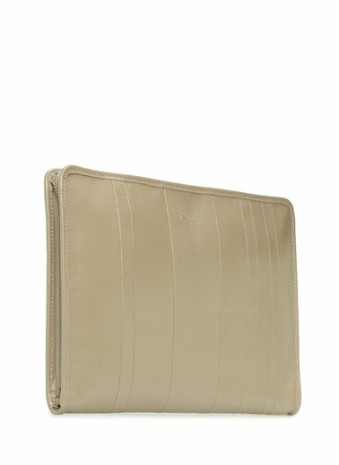 Beymen Club Clutch / El Çantası Vizon